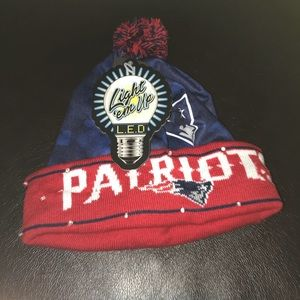 Other - New England Patriots hat, brand new with tags